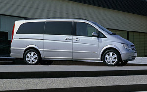 Shuttle (Mercedes Viano)